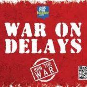 War on Delays