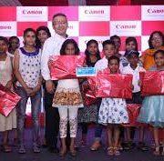Canon India Collaborates with SOS Children's Village