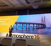 Google Atmosphere 2016: Putting spotlight on technologies for Smart, Modern and Secure businesses