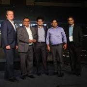 NTT DATA awarded at the SAP Annual Partner Summit 2016 in 'SAP Cloud Partner of the Year for SuccessFactors'