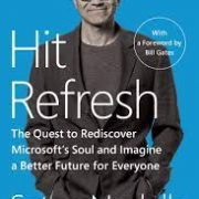 Satya Nadella's new book 'Hit Refresh' puts concentrate on his vision for Microsoft