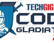 New Technology Hackathon Themes Grab Limelight at TechGig Code Gladiators 2018