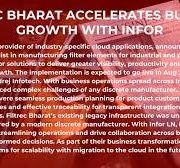 Filtrec Bharat Accelerates Business Growth With Infor