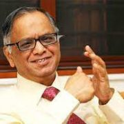 64% of Indian techies say Infosys' Narayana Murthy changed the face of IT industry