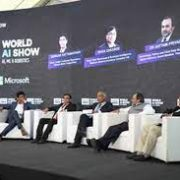 NITI Aayog, MeitY and Global Leaders Mark Their Presence At World AI Show