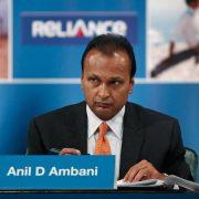 RCom Shares Jump As Anil Ambani Clears Ericsson's Dues