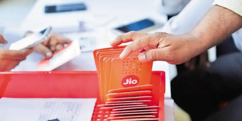 Reliance JIO Voice Usage Increased In 2018