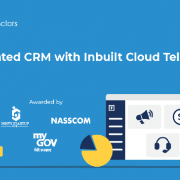 Integrated, CRM, cloud telephony